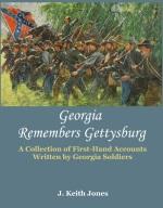 Georgia Remembers Gettysburg